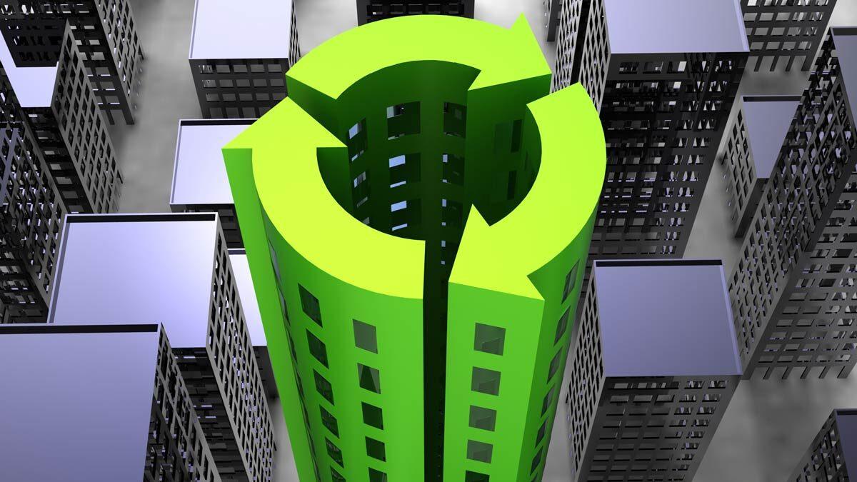 Miljømærkning af bæredygtigt byggeri